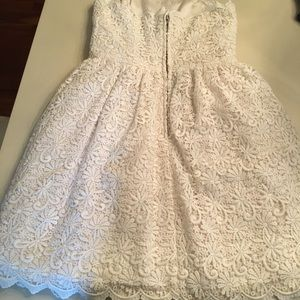 Jill Jill Stuart Dresses - Jill Jill Stuart Dress NWT in Ivory